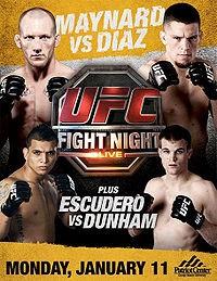 UFC Fight Night #20
