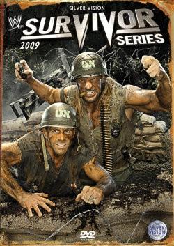 Survivor Series 2009 DVD Cover