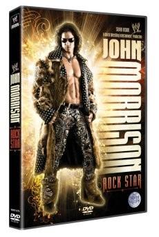 John Morrison Rock Star Cover