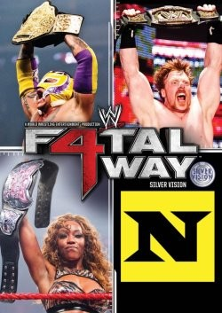 Fatal 4 Way 2010 DVD Cover