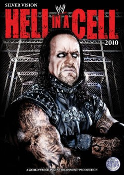 Hell in a Cell 2010 Cover