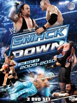 SmackDown The Best Of 2009-2010 Cover