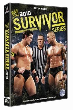 Survivor Series 2010 Cover
