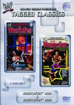 WrestleFest 1988 & WrestleFest 1990 Cover