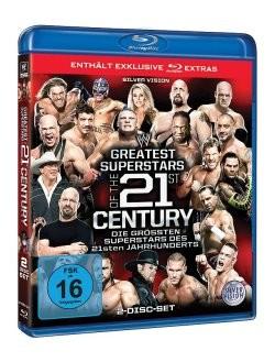 Die größten Superstars des 21sten Jahrhunderts Blu-Ray Cover