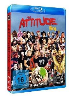 The Attitude Era Blu-Ray Cover