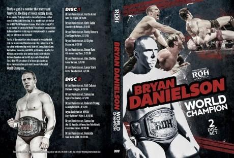 Bryan Danielson: World Champion Cover