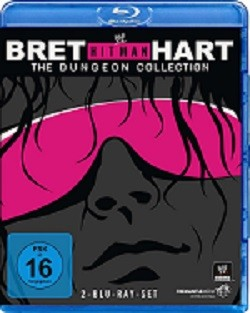 Dvd Review Wwe Bret Hitman Hart The Dungeon Collection