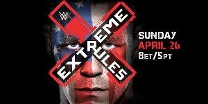 WWE Extreme Rules 2015 aus Rosemont, Illinois, USA (26.04.2015)