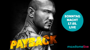 WWE Payback 2015 aus Baltimore, Maryland, USA (17.05.2015)
