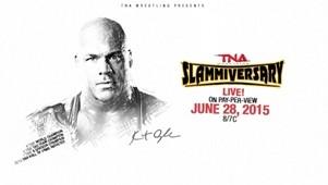 TNA Slammiversary XIII aus Orlando, Florida (28.06.2015)