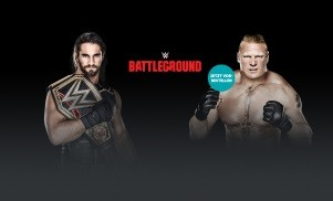 "WWE ""Battleground 2015″ aus St. Louis, Missouri, USA (19.07.2015)"