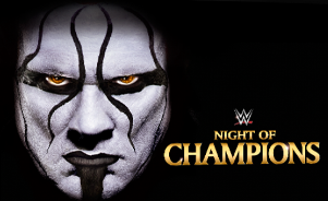 WWE Night of Champions 2015 aus Houston, Texas, USA (20.09.2015)
