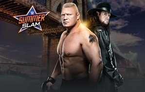 "WWE ""SummerSlam 2015″ aus Brooklyn, New York, USA (23.08.2015)"