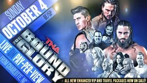 TNA Bound for Glory 2015 aus Concord, North Carolina, USA (04.10.2015)