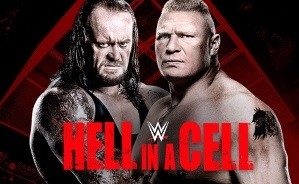 WWE Hell in a Cell 2015 aus Los Angeles, Kalifornien, USA (25.10.2015)