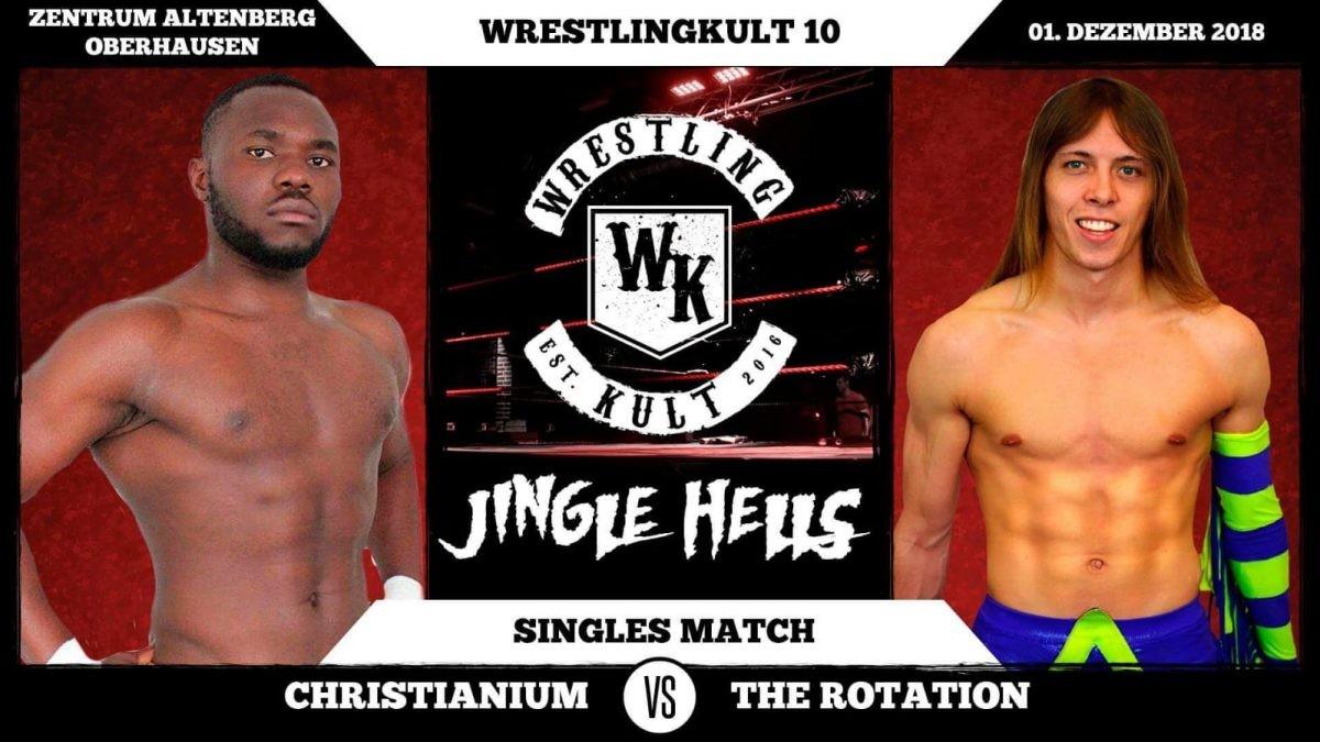 WrestlingKult Rotation vs. Christianium