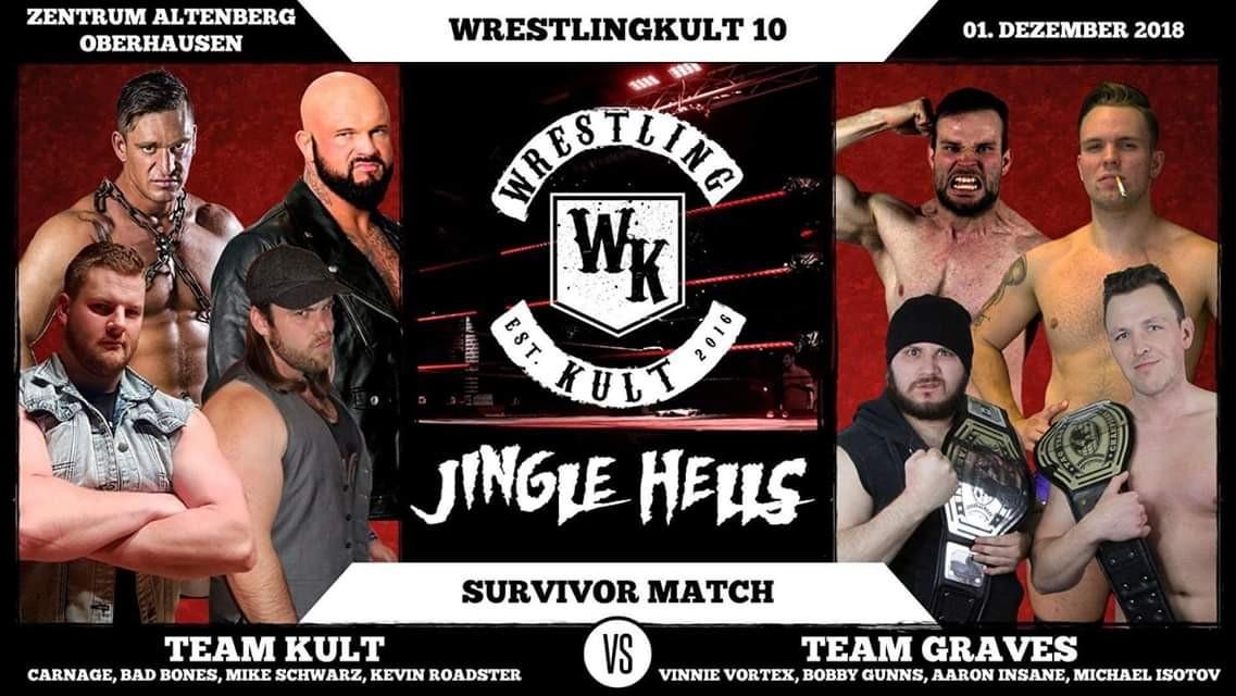 WrestlingKult Survivor Match