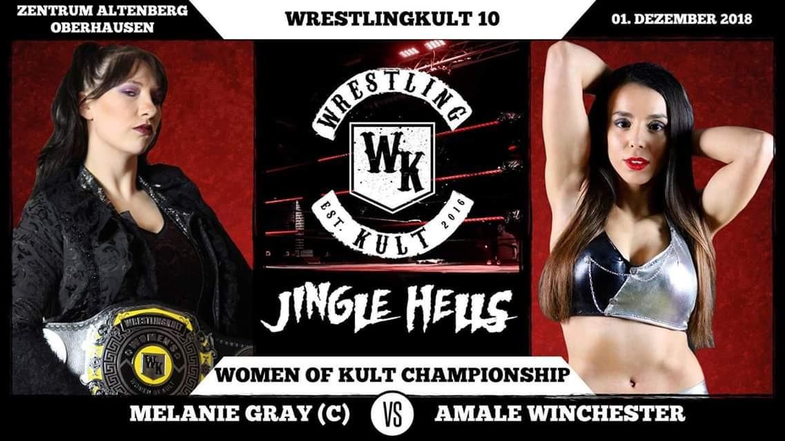 WrestlingKult Gray vs Winchester