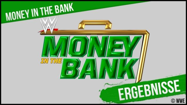 Wwe Money In The Bank 2021 Ergebnisse