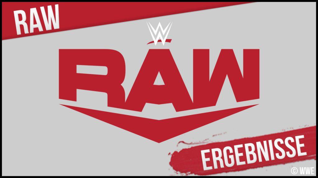 Ergebnisse Raw